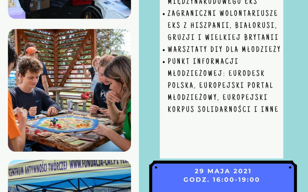 """Outdoorowy Piknik """"TASTE OF EUROPE"""""""