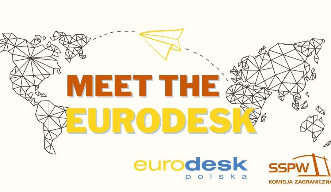 Eurodesk LIVE – meet the Eurodesk